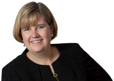 SW Partner, Laura Gregory, has won re-election to Andover Select Board
